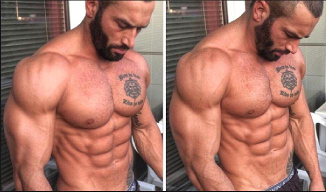 Lazar Angelov prend-il des stéroïdes ou est-il naturel?